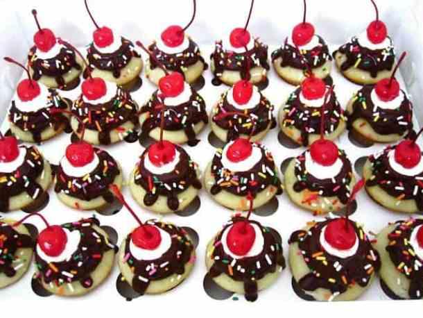Hot Fudge Sundae Cupcakes -- Part of The Best Hot Fudge Dessert Recipes