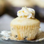 Sausage & Blueberry Pancake Breakfast Muffins