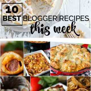 10 Best Blogger Recipes This Week: November 22