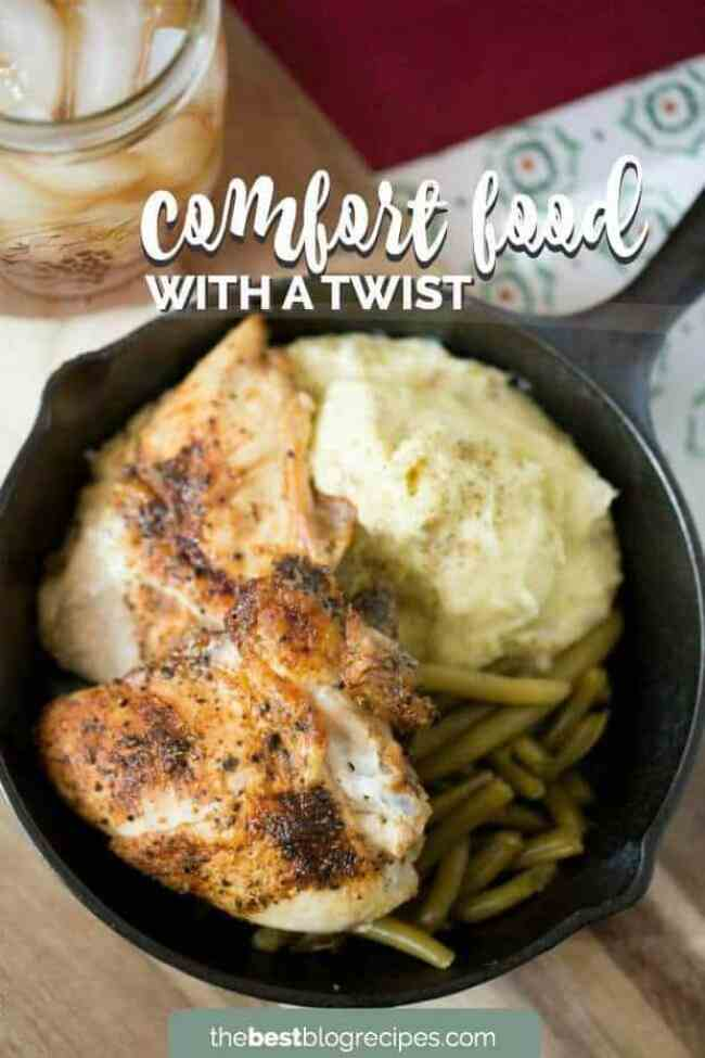 Southern Cooking Comfort Food with a Twist