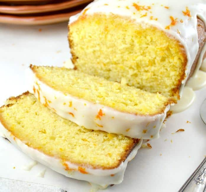 This orange cake is so delicious it's like taking a bite of sweet sunshine! It's loaded with amazing orange flavor.