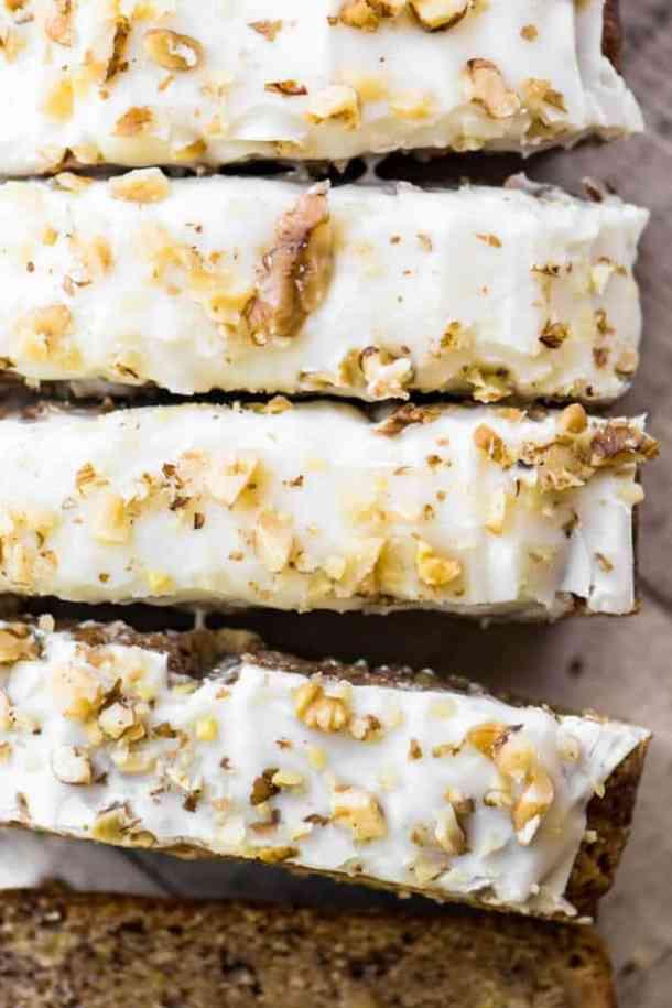 Better Than Starbucks Banana Walnut Bread Recipe