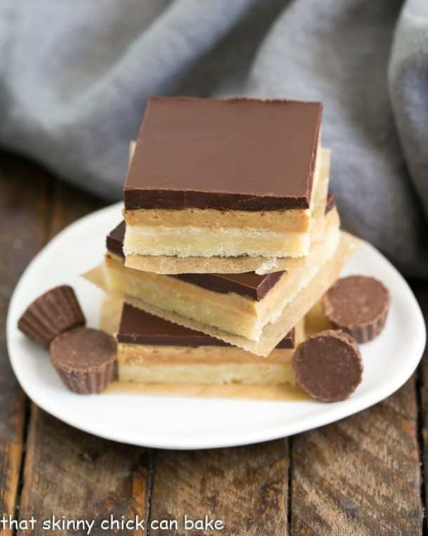 Tagalong Cookie Bars--Part of The Best Dessert Bars