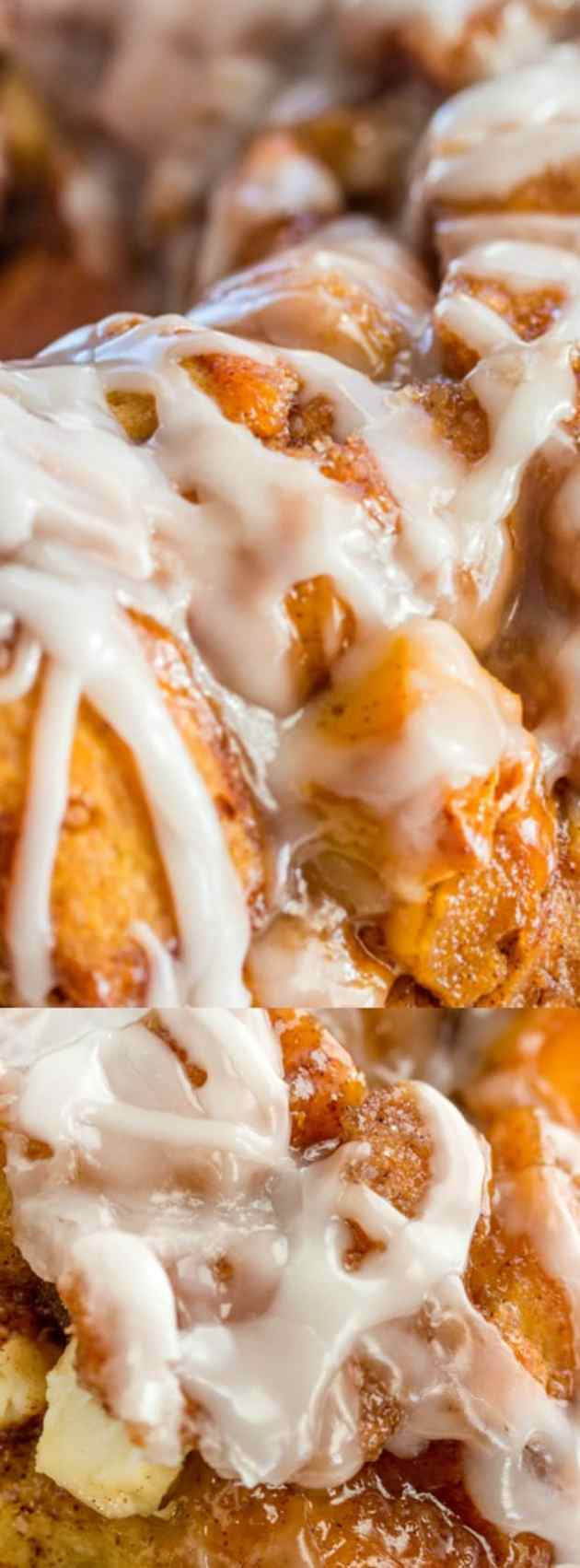 Cream Cheese Caramel Roll Pull Apart Bread Longpin