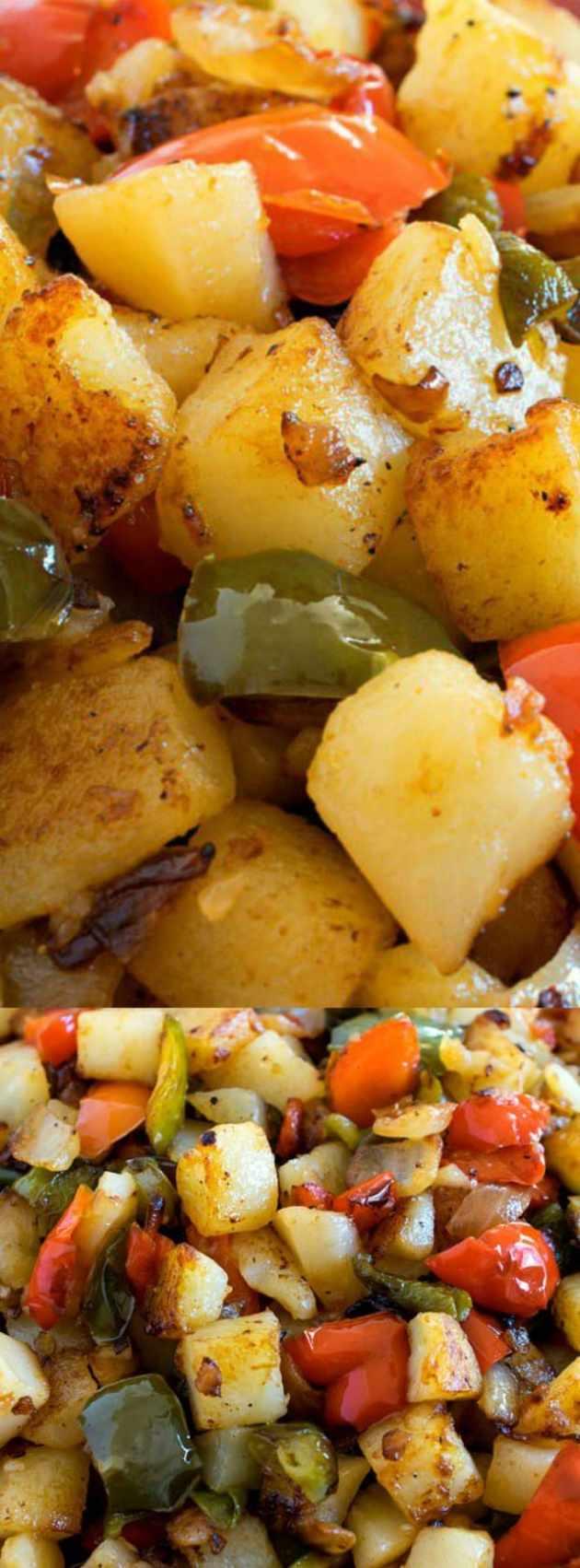 Potatoes Obrien Longpin