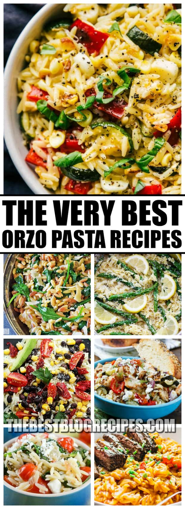 The Best Orzo Pasta Recipes