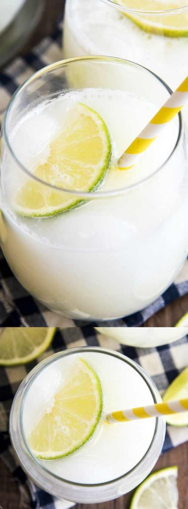 Brazillian Lemonade Longpin