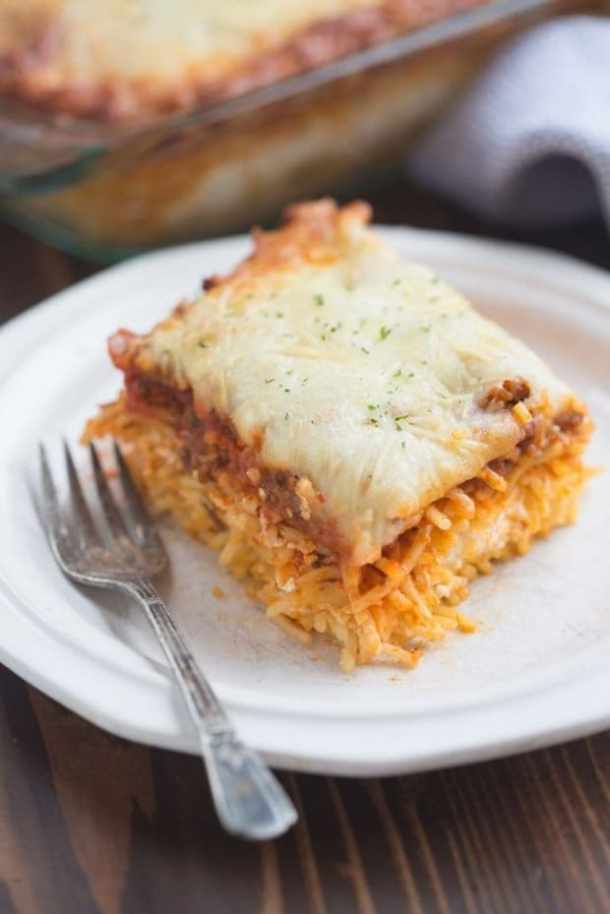 Million Dollar Spaghetti -- Delicious ways to CHANGE up your Spaghetti Dinner Routine
