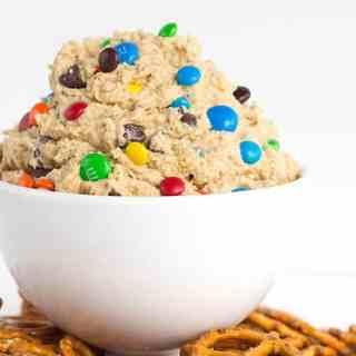 Monster Cookie Dough Dip