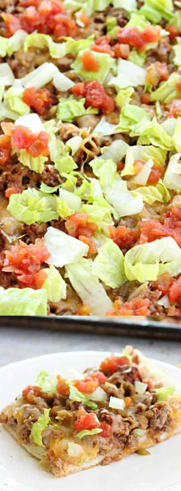 Taco Pizza Longpin