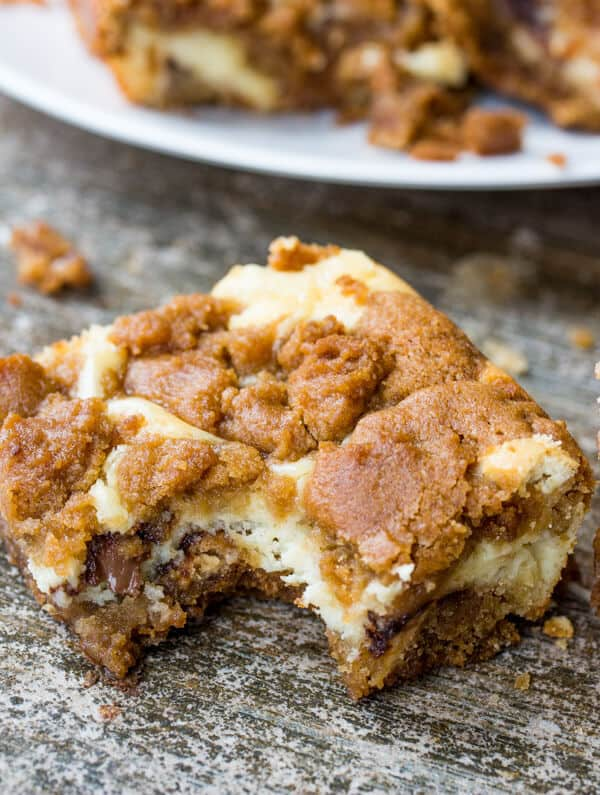 Peanut Butter Cup Cheesecake Bars recipe