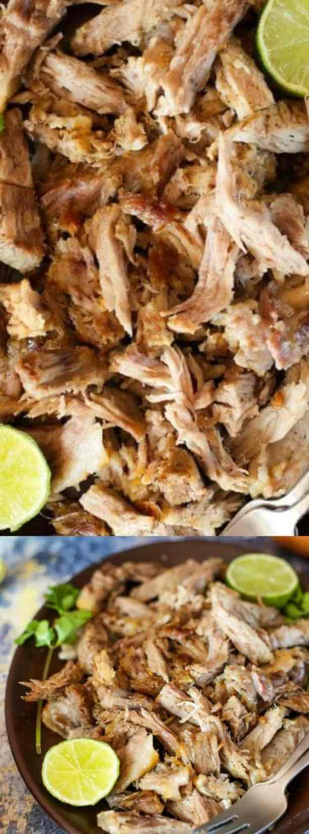 Puerto Rican Instant Pot Pulled Pork