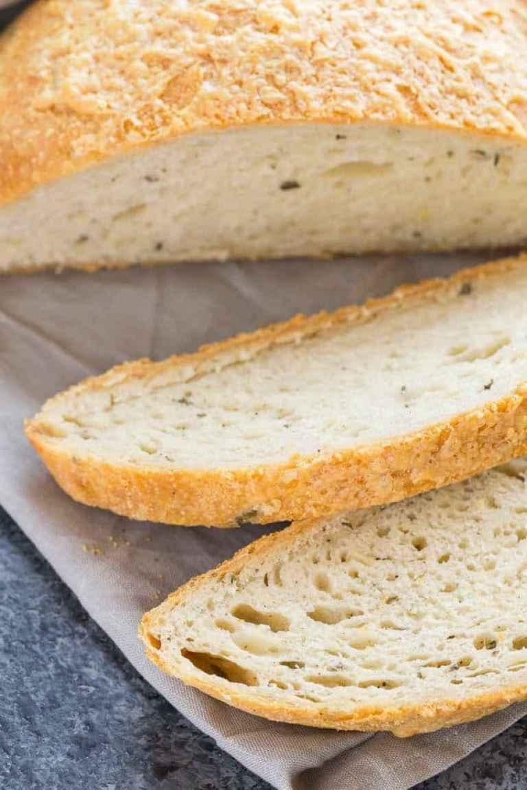 Rosemary Cheese Bread recipe