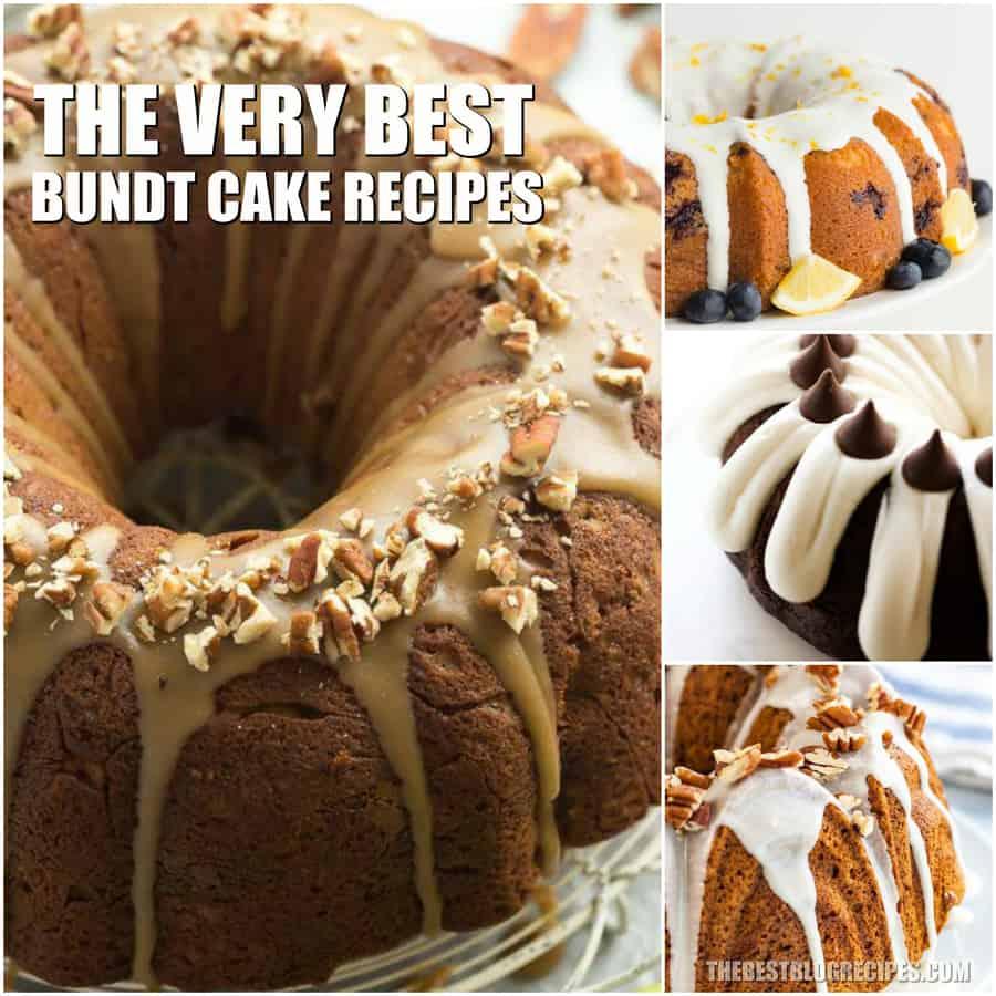 Easy Bundt Cake Recipes