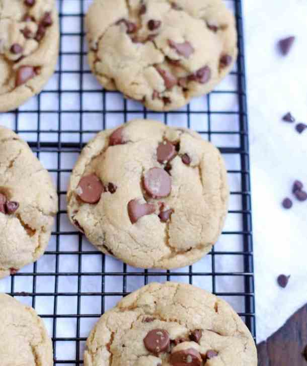 small batch chocolate chip cookies recipe