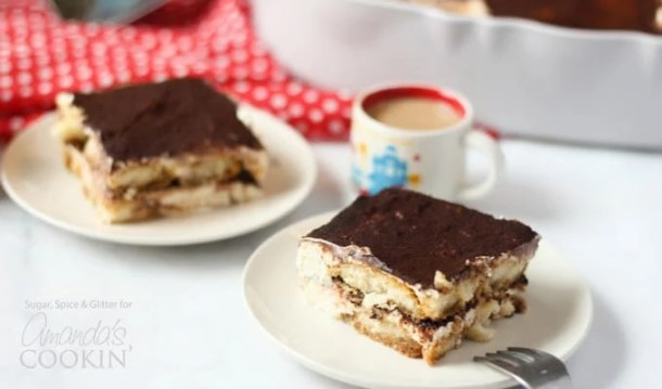 tiramisu icebox cake recipe
