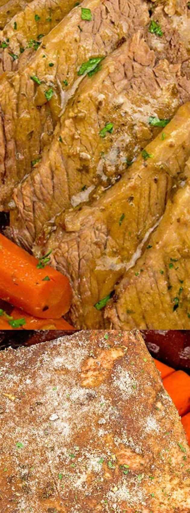 Slow Cooker Ranch Pot Roast Longpin
