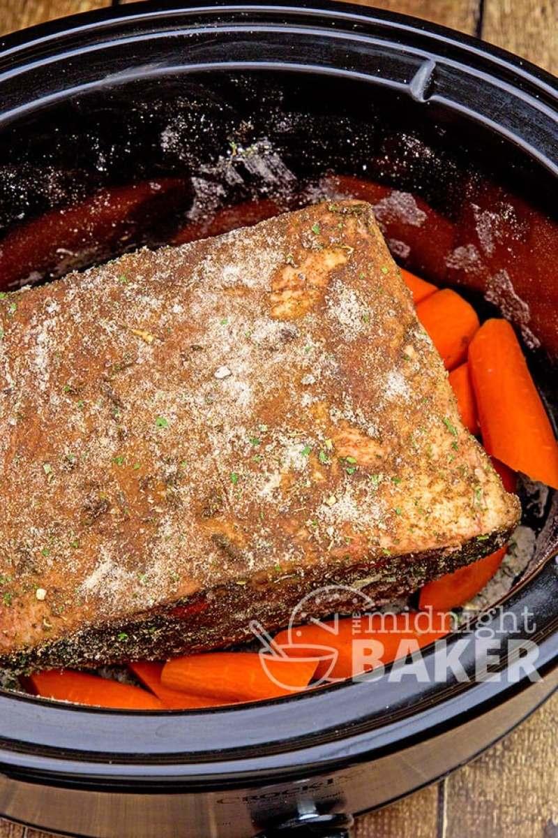 Slow Cooker Ranch Pot Roast Recipe