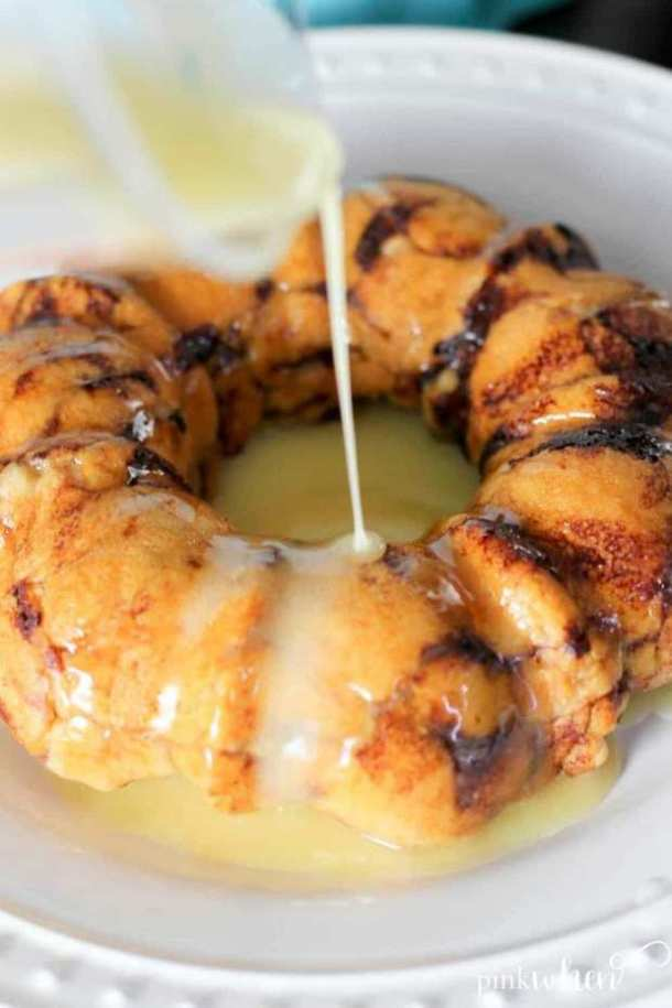 Instant Pot Monkey Bread Recipe-min-- Part of THE BEST INSTANT POT RECIPES