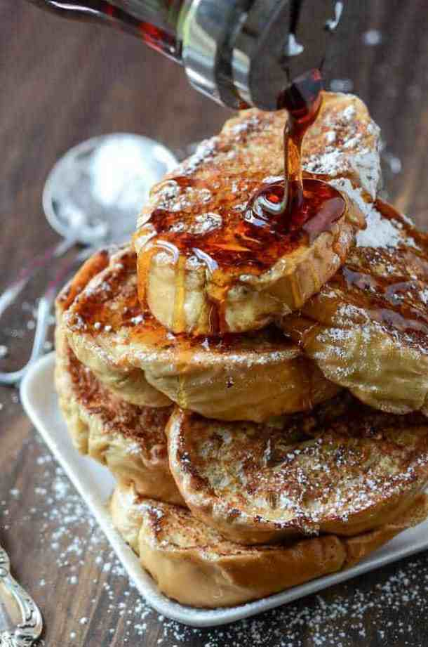 Cuban Bread French Toast--Part of The Best French Toast Recipes