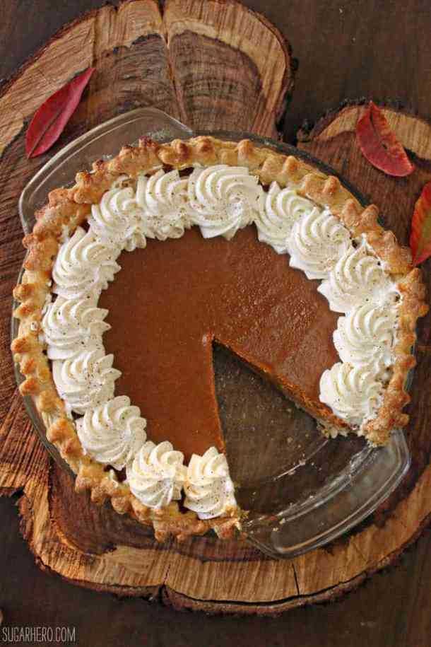 Dulce De Leche Pumpkin Pie Recipe