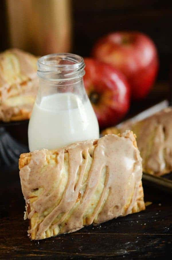 Apple Pie Poptarts Recipe