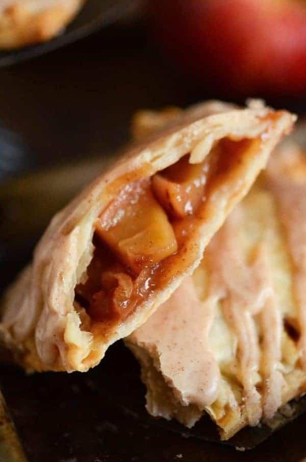 Apple Pie Poptarts