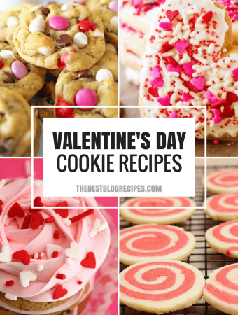 The Best Valentines Day Cookies