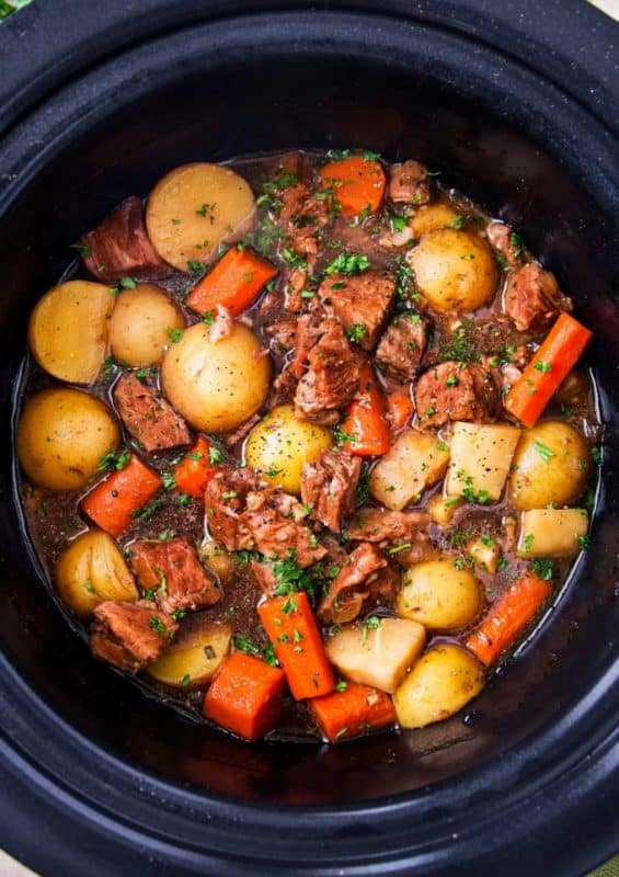 Slow Cooker Beef Dinner Recipes - The Best Blog Recipes