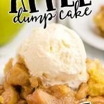 Old Fashioned Apple Dump Cake