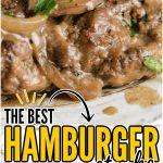 Hamburger Steaks