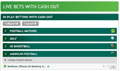 paddy power cashout