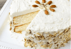 If you're looking for the best homemade white cake, this is it! Almond Cream Cake, 100% from scratch.