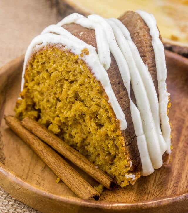 Pumpkin Spice Latte Bundt Cake {A Twist on a Delicious ...