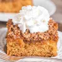 Easy Dessert Recipe: Amish Butter Cake