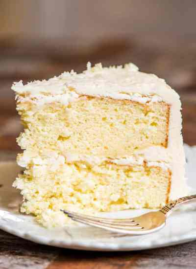 How to make coconut cake from scratch