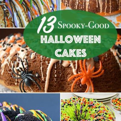 13 Spooky-Good Best Halloween Cake Recipes