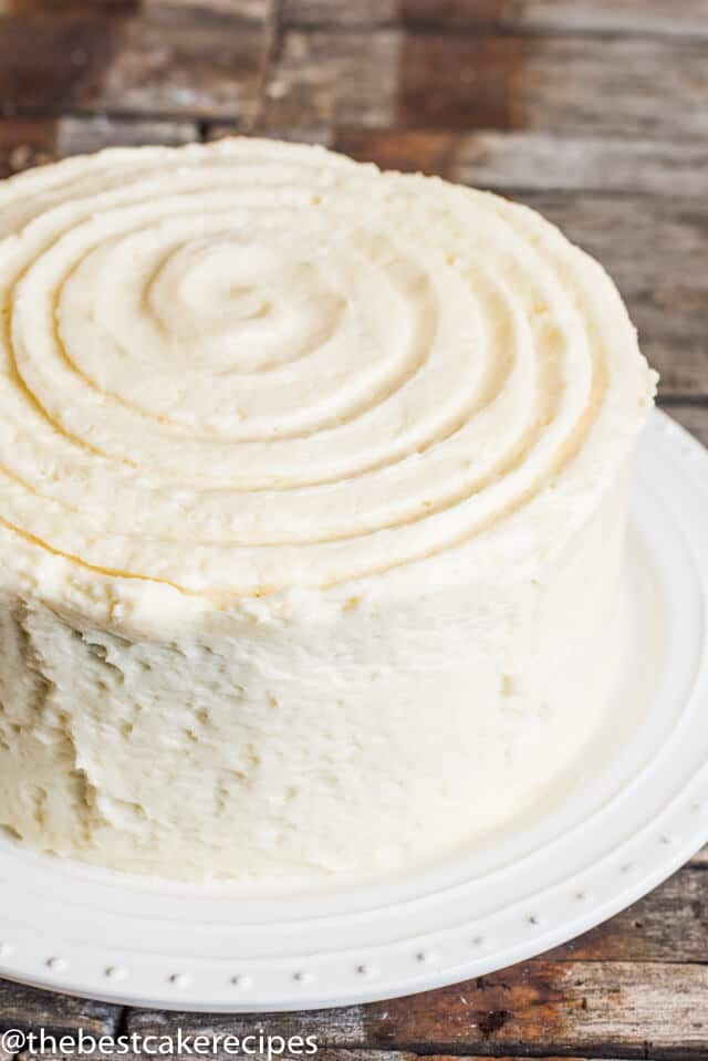 cooked flour frosting