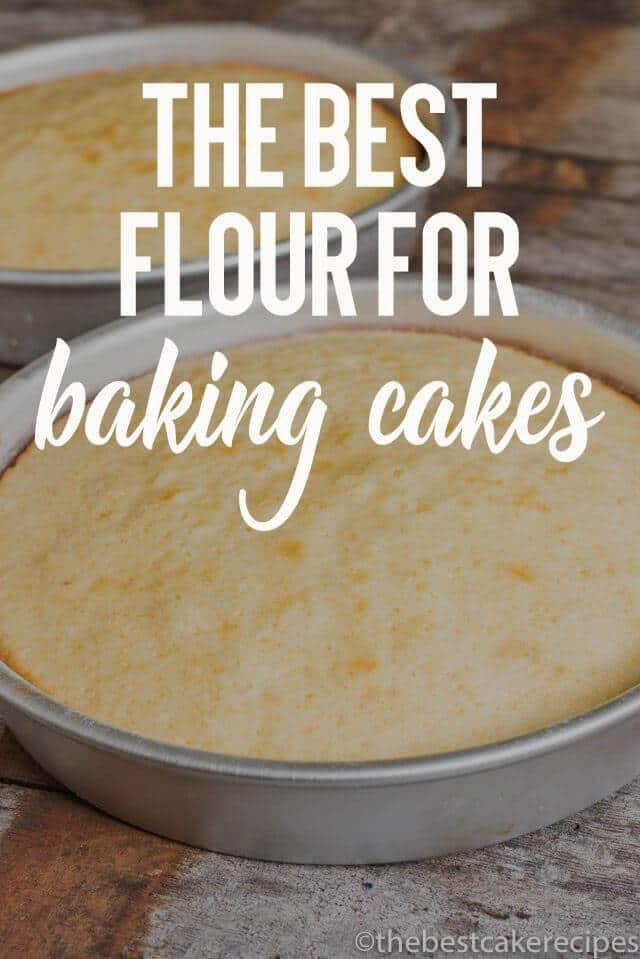 best flour for baking cakes title image