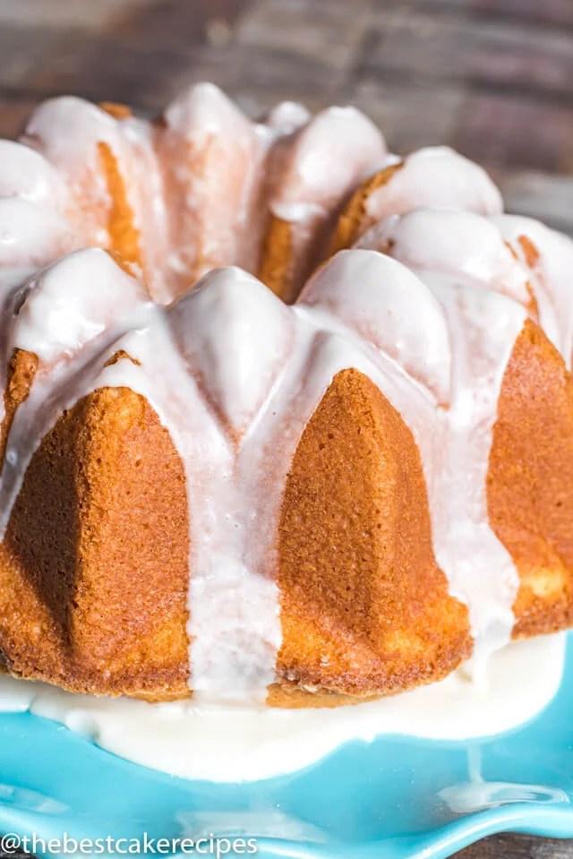 best ever 5 flavor pound cake