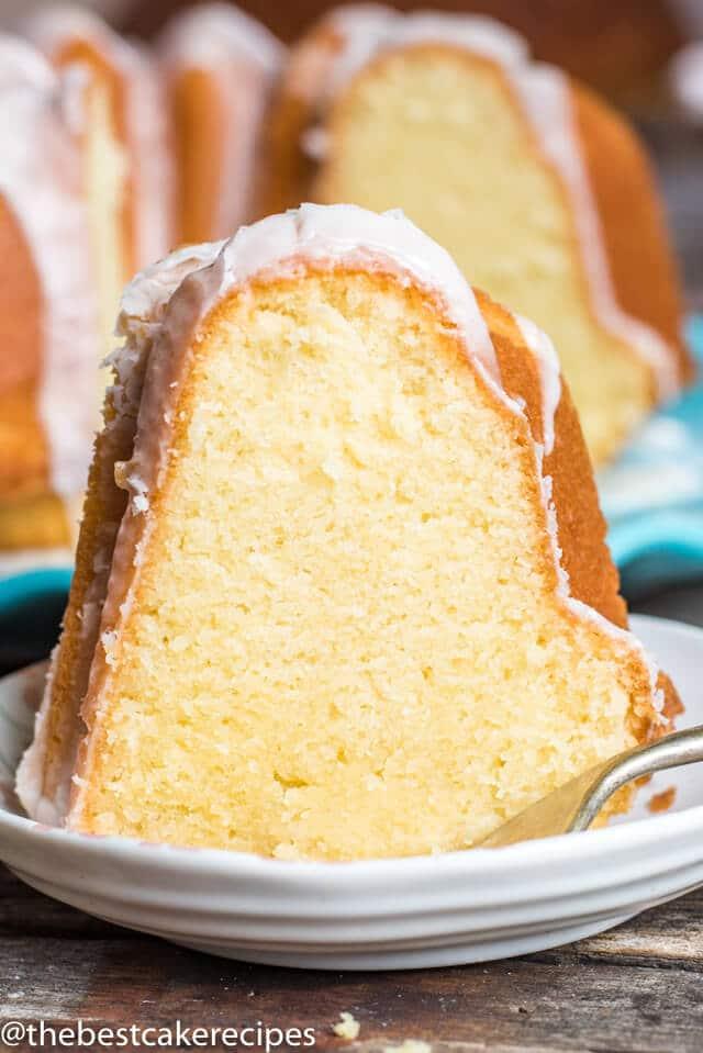pound cake recipe with glaze