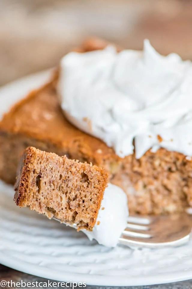 gluten free healthy banana cake