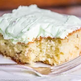 the best pistachio cake recipe