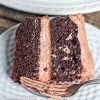 easy sugar free chocolate cake recipe