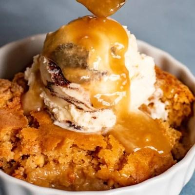 Peanut Butter Pudding Cake