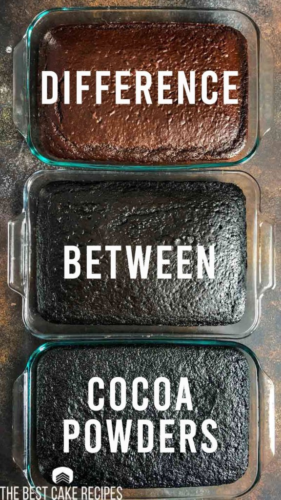 difference between cocoa powder title image