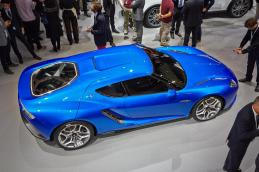 Lamborghini Asterion - what if you look at one from the top