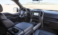 Ford F-150 Raptor Supercrew - Interior
