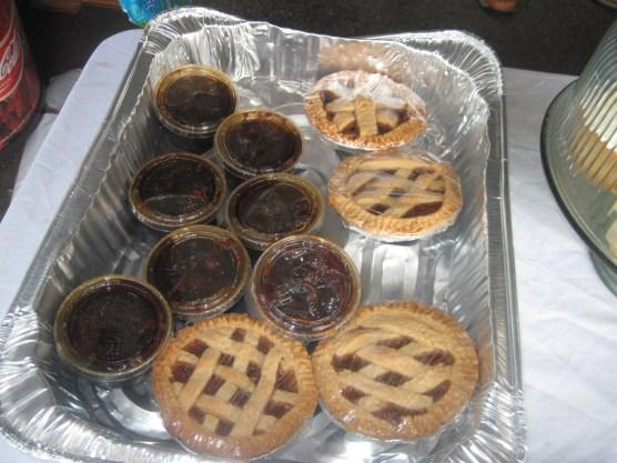 Miss Elaine's Pies