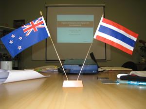 โครงการ Working Holiday Scheme (WHS) ไทย – นิวซีแลนด์ 2559